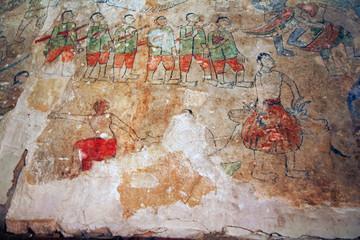 Thai Ancient painting