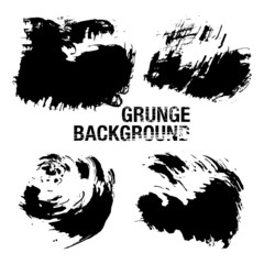 Grunge Elements - Illustration