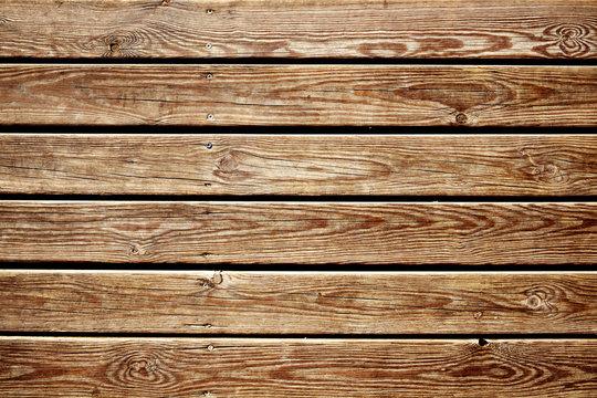 rustic wood slats background