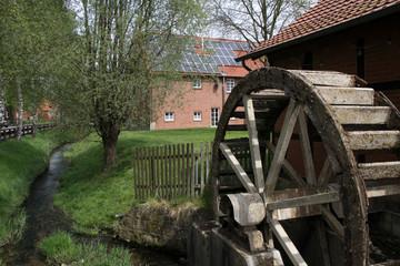 Wassermühle Hesslingen