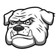 Angry bulldog 2