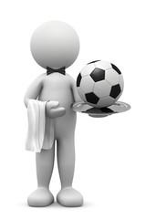 omino bianco pacchetto sport