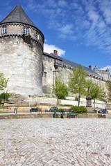 Burg Bad Bentheim mit Pulverturm