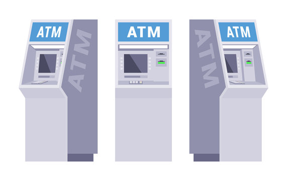 Set of the ATMs