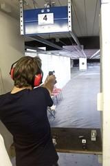 Schießen / Schütze / Gewehr