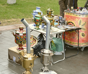 souvenir samovars for sale