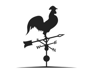 Rooster Wind Compass