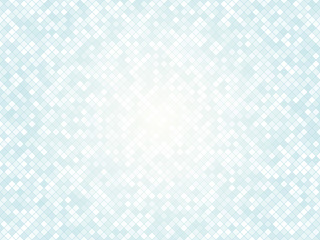 Abstract diamond blue background