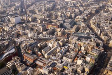 Over view in Paris