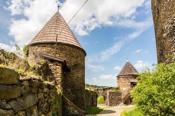 Turm Ruine in Elsterberg