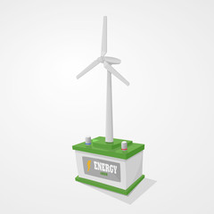 Save energy green