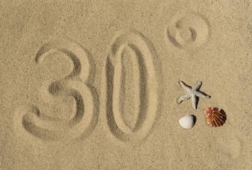 Sommerfeeling 30°