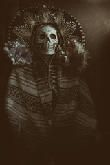 Mexican Bandit Skeleton 5