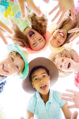 summertime kids
