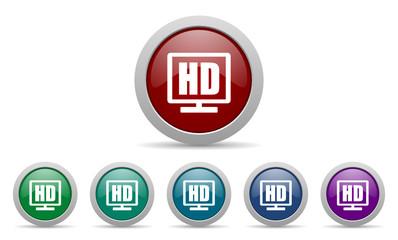 hd vector icon set