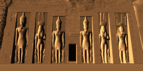 Temple of Nefertari