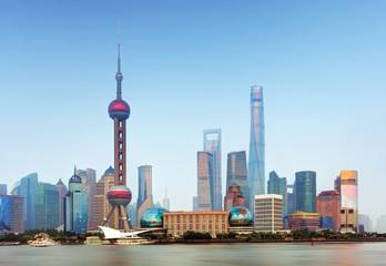 Shangahi skyline - cityscape, China