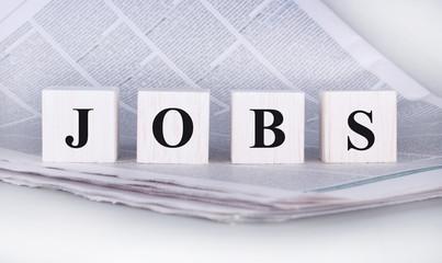 Jobs cubes photo