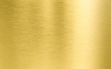 Wall Mural - gold metal texture