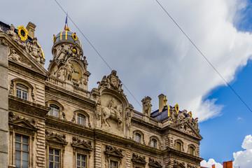 Hôtel de Ville de Lyon place des Terreaux