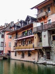 Dans les rue d'Annecy