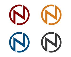 N-Logo Template