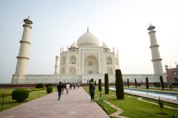Taj mahal, famous place of India