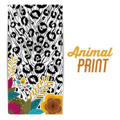Animal Print design