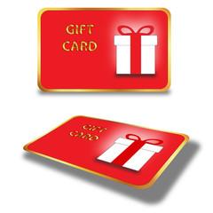 Carta regalo/acquisti oro