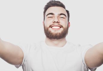 Happy selfie.