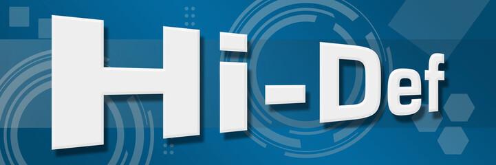 Hi-Def Techy Background