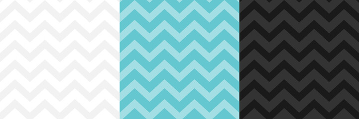 seamless zig zag pattern vector background
