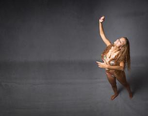 dancing tango with virtual partner