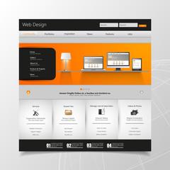 Corporate Website Template.