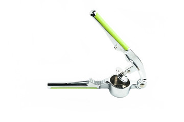 Grinding hard shell crab tool, crushed garlic tool isolate
