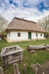 old Ukrainian house