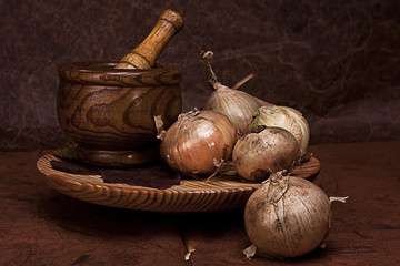Ajos y Cebollas