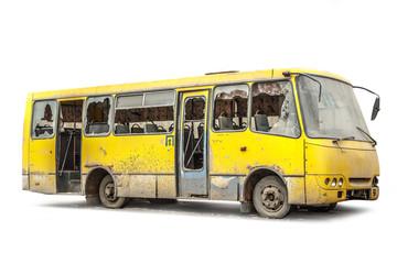 Broken bus