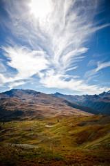 Mountain Peak in the Alps