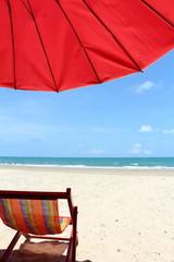 Sea and holiday