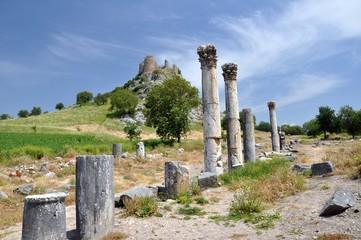 Castabala ancient city