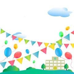 学校行事(文化祭、体育祭)