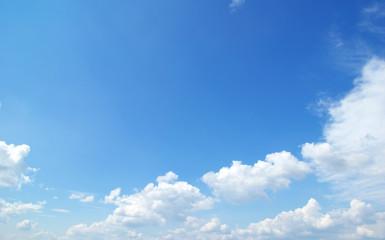 Canvas Prints Heaven blue sky