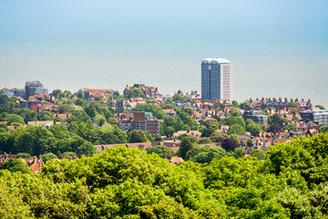 Eastbourne. East Sussex, United Kingdom