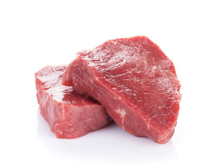 Photo sur Aluminium Viande Fillet steak beef meat
