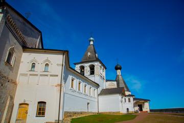 The Ferapontov monastery is a 15-18century. Vologda region.