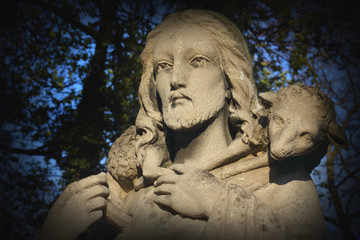 Jesus Christ - the Good Shepherd