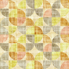Abstract paneling pattern - seamless pattern - papyrus texture