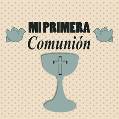 Primera comunión