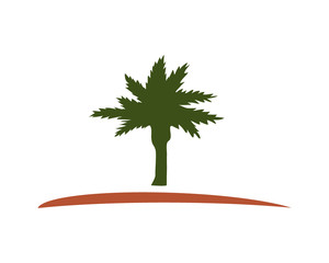 Tree Palm logo